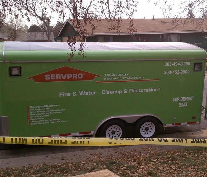 General For Immediate Service in Lakewood, Call SERVPRO